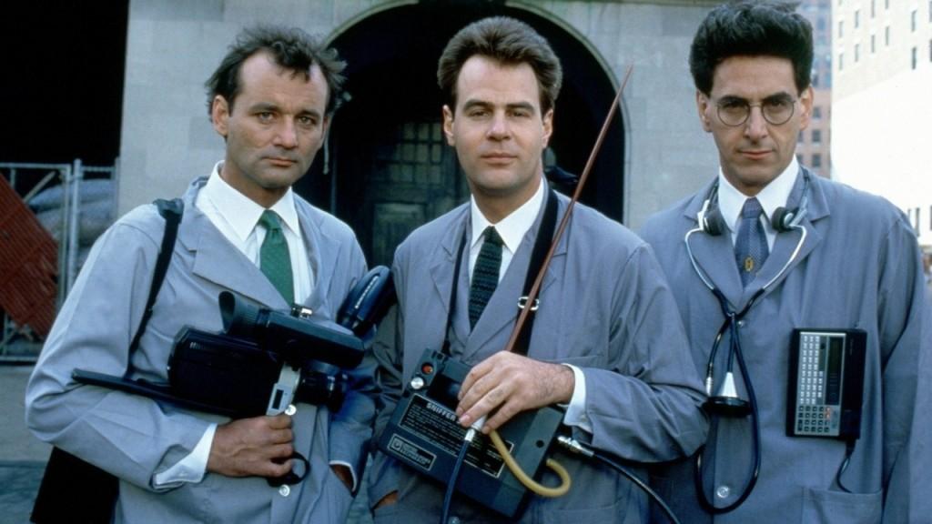 Würden SIe diesen drei Herren Ihren Hausgeist anvertrauen. Der Arsch, das Herz und das Hirn (nicht im Bild: Der Quotenschwarze) machen die Ghostbusters komplett