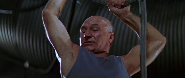 Picard im Achselhemd